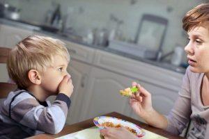 Vaikų psichologiniai valgymo sutrikimai